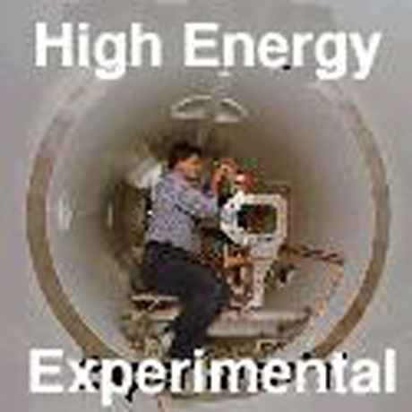 People involved with Experimental High Energy Physics